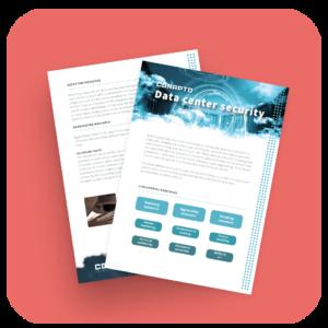 conapto data center security guide